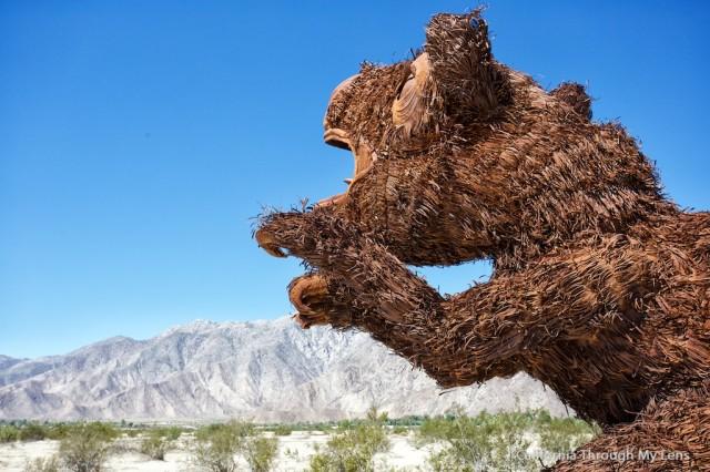 Borrego Springs Sculptures 5