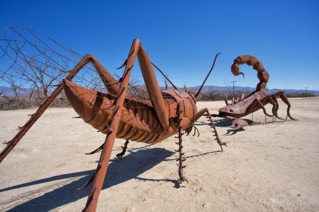 Borrego Springs Sculptures 8