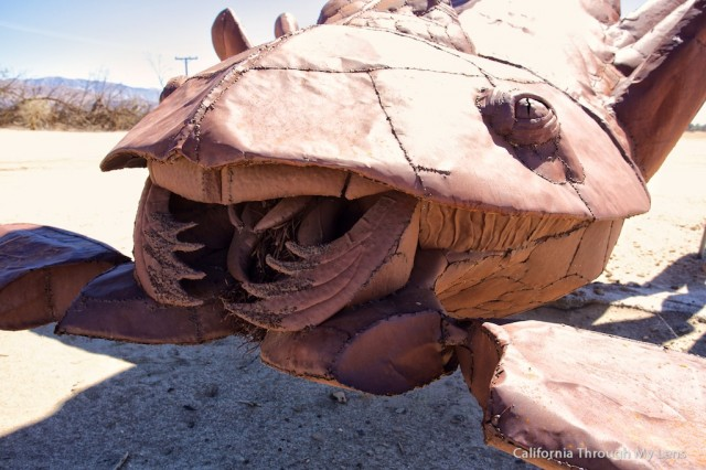 Borrego Springs Sculptures 9