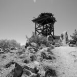 Hot Springs Mountain Fire Lookout: Highest Point in San Diego County