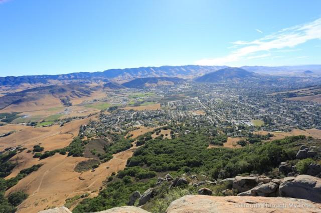 Bishops Peak San Luis Obispo 1