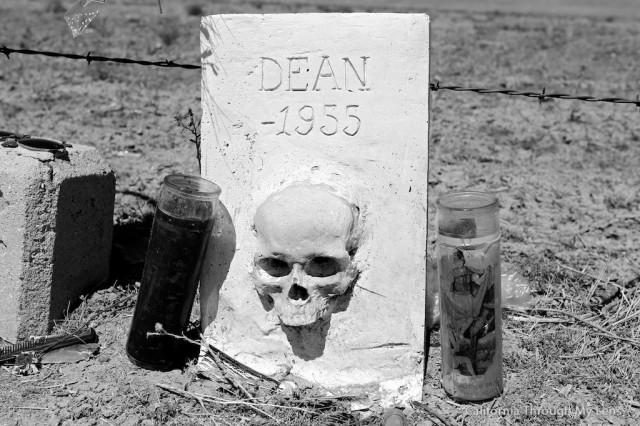 James Dean Memorial 3