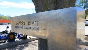 James Dean Memorial 8