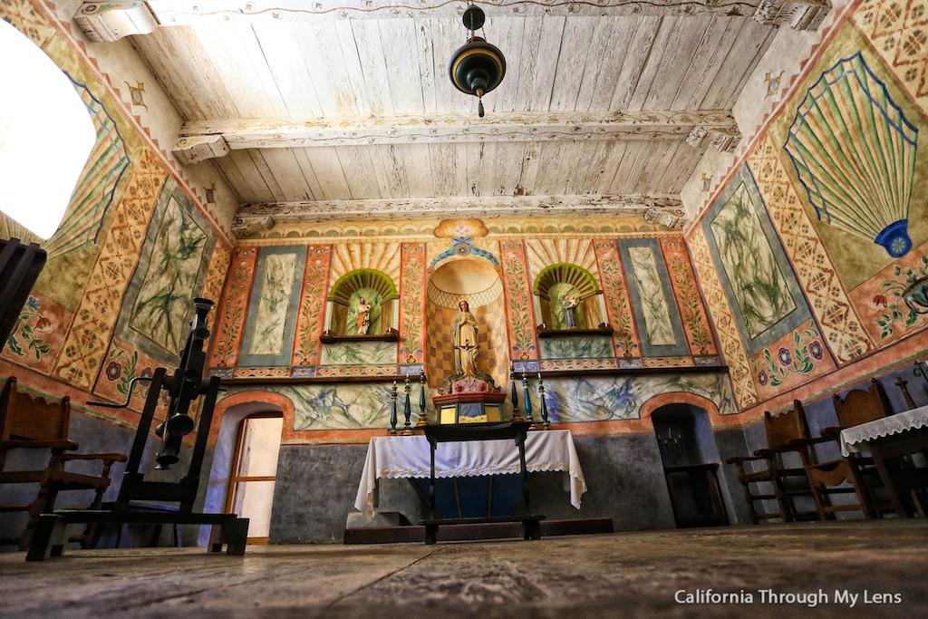 La Purisima Mission State Historic Park California