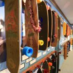 Morro Bay Skateboard Museum: Home of the Second Largest Skateboard in the World