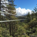 Big Pines Zipline: Soaring Over Wrightwood at 50 MPH