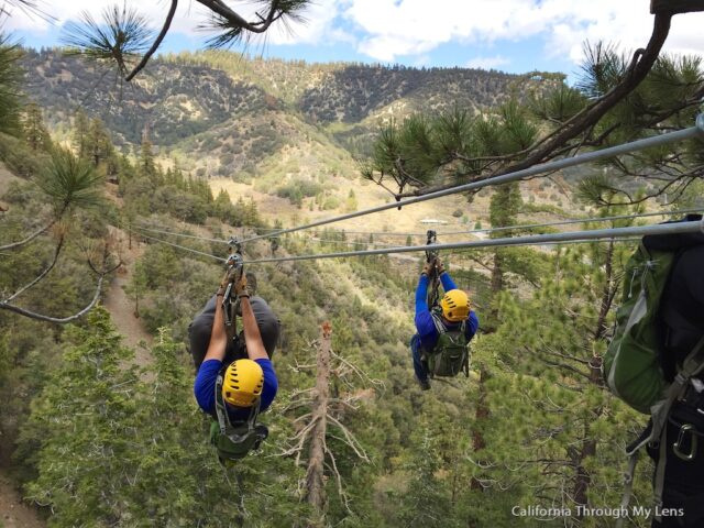 Big Pines Zipline 14