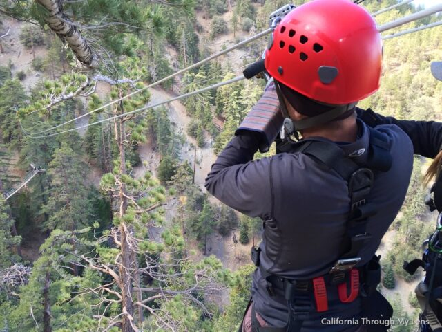 Big Pines Zipline 5