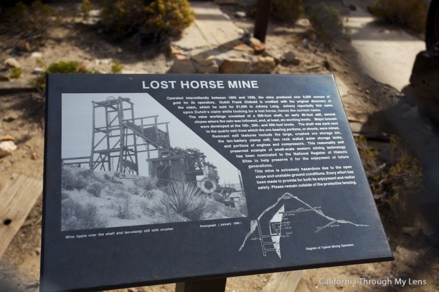 Lost Horse Mine 5