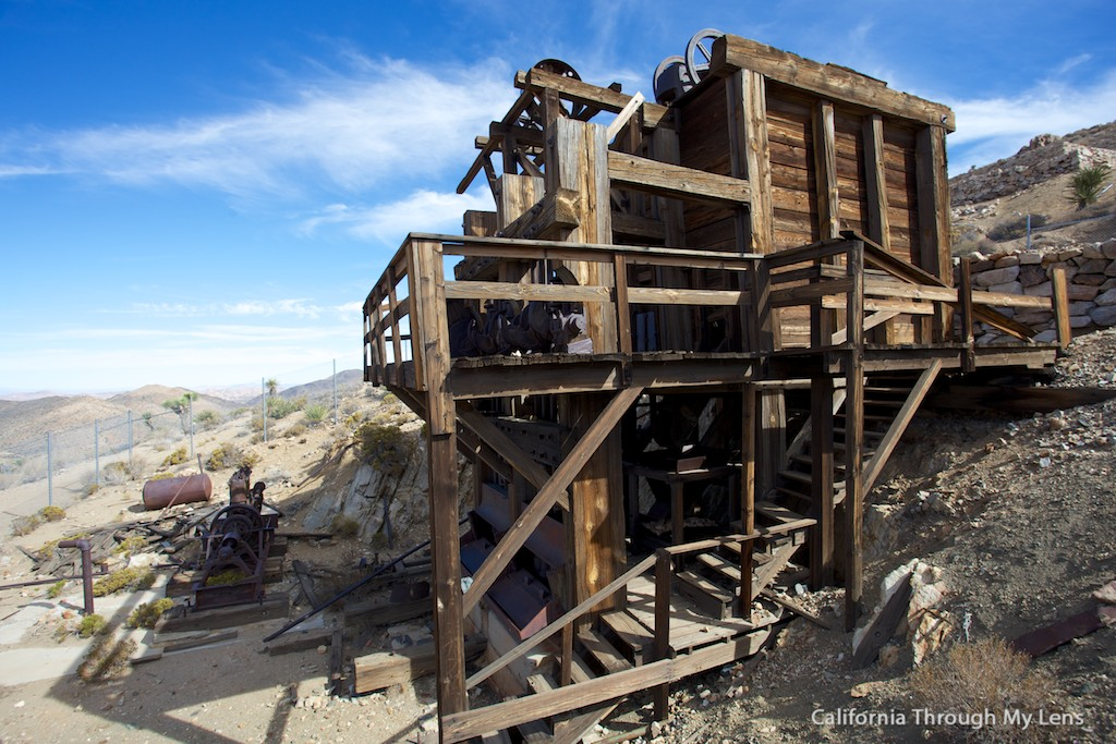 Lost Horse Mine Joshua Tree S Best Preserved Stamp Mill California Through My Lens