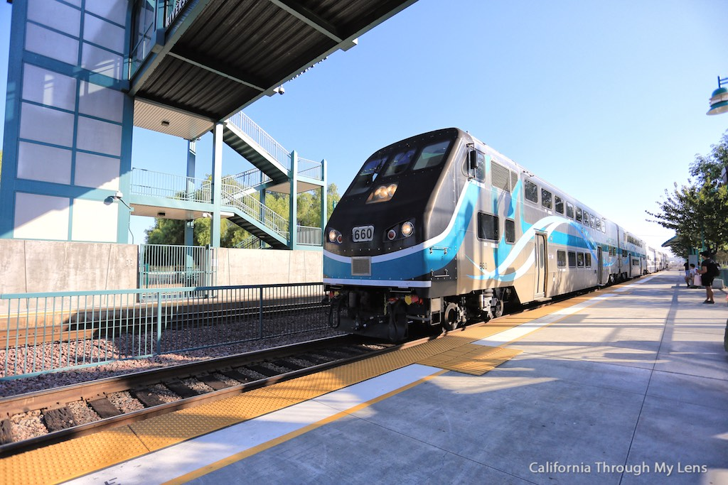 Riding Metrolink From Riverside To San Juan Capistrano A