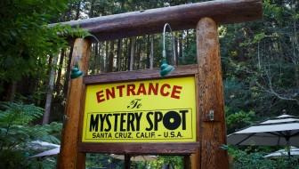 Mystery Spot Santa Cruz 2