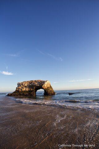 Natural Bridges State Beach 1