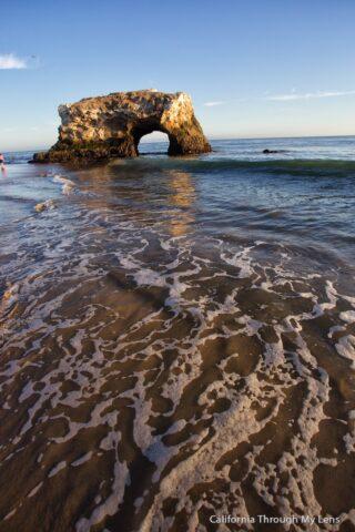 Natural Bridges State Beach 4