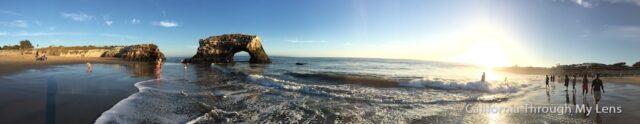 Natural Bridges State Beach 6