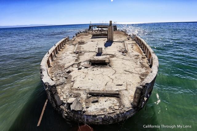 Seacliff Shipwreck Pier 12