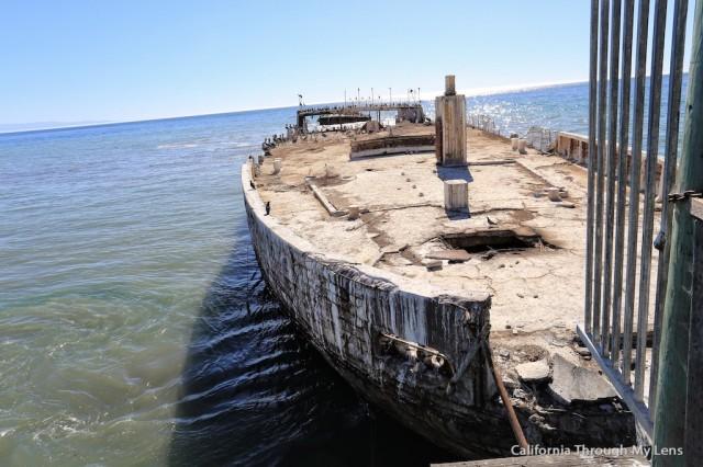 Seacliff Shipwreck Pier 13