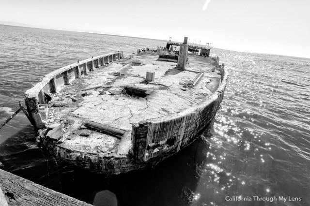 Seacliff Shipwreck Pier 14