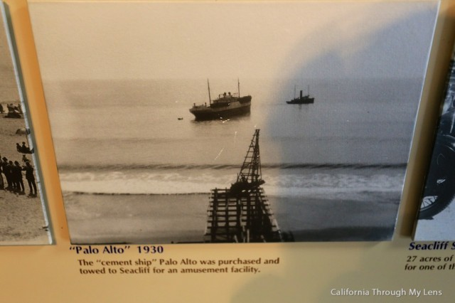 Seacliff Shipwreck Pier 3