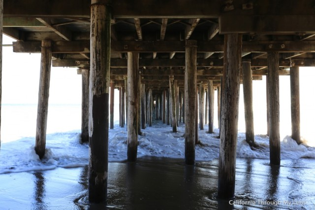 Seacliff Shipwreck Pier 5