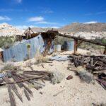 Wall Street Mill: Mine & Abandoned Cars in Joshua Tree National Park