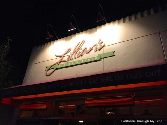Lillians Italian Kitchen Best Dinner In Santa Cruz California