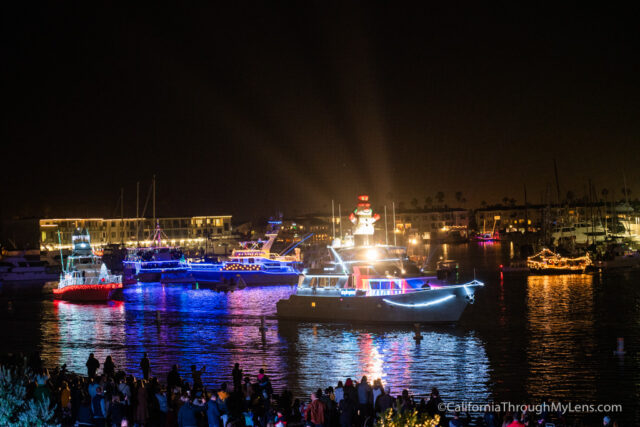 Newport Beach Christmas Boat Parade Where To Watch The