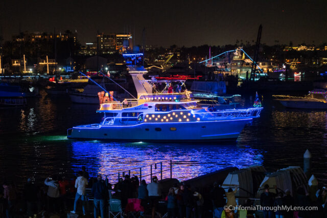 Christmas Boat Parade.Newport Beach Christmas Boat Parade Where To Watch The