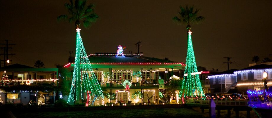 Best Places for Christmas in Southern California