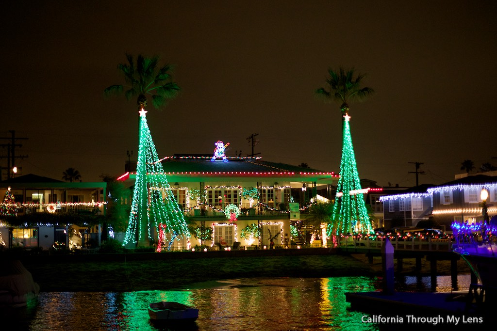 best places for christmas in southern california california through my lens - Best Place For Christmas Decorations
