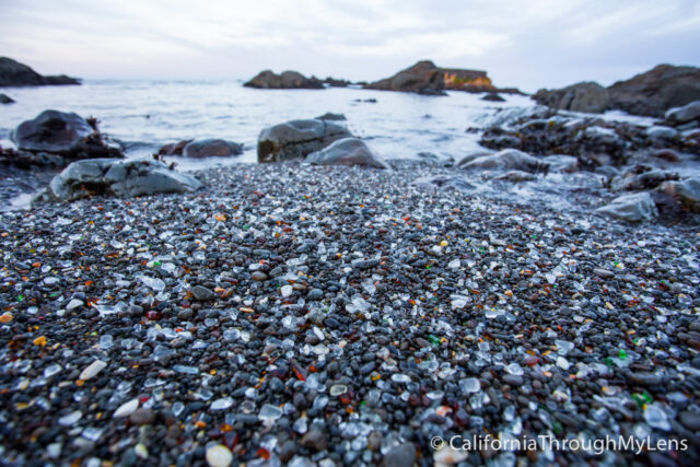 Glass Beach In Fort Bragg How To See This Unique Beach California