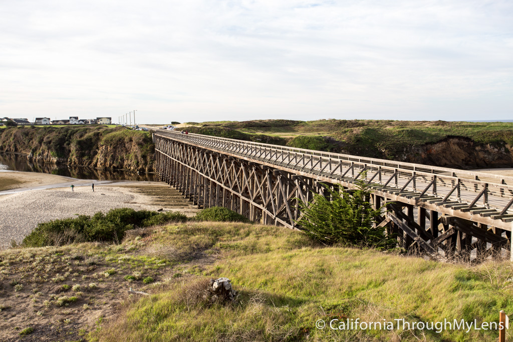 Pudding Creek Trestle Fort Bragg S Historic Bridge