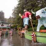 Trees of Mystery: Giant Paul Bunyan, Crazy Trees and a Gondola Ride