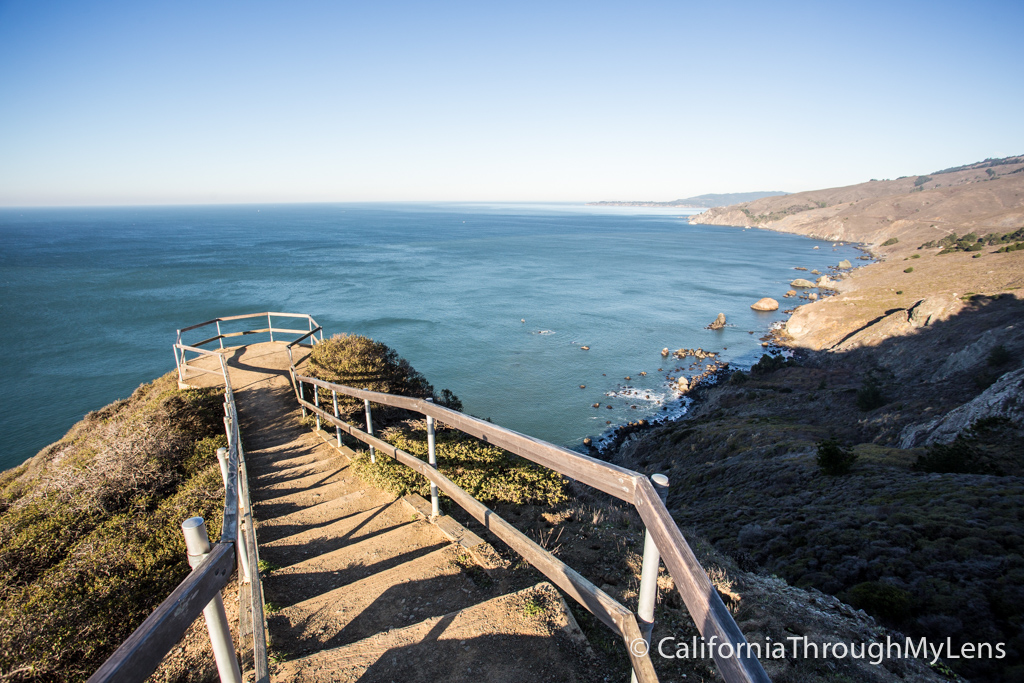 Muir Beach Overlook Beautiful Vista On Pacific Coast Highway California Through My Lens