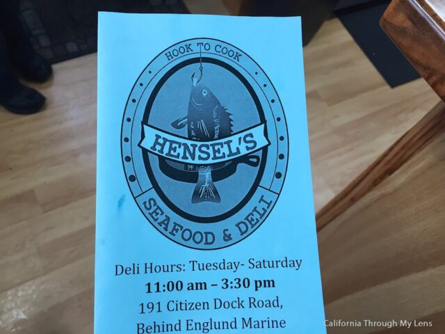 Hensels Seafood and Deli 5