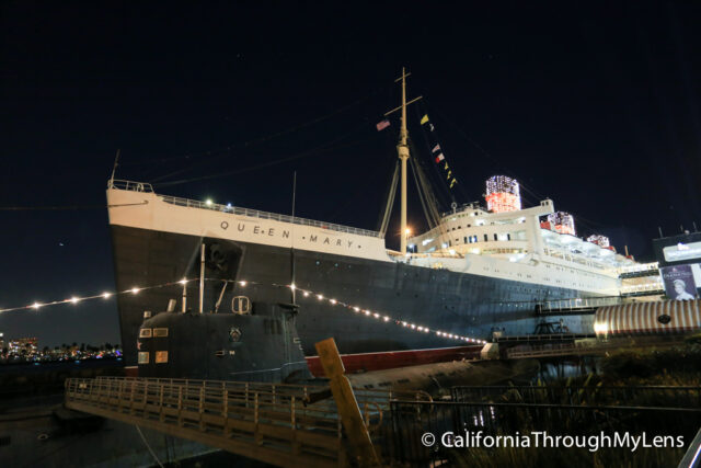New Years Queen Mary-1