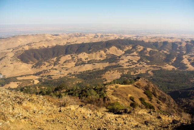 North Peak Mt Diablo 12