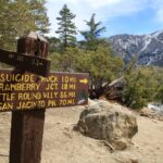 Hiking Suicide Rock in Idyllwild