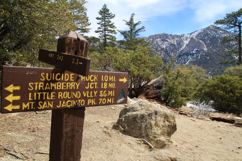 Palm Springs Hotels >> Hiking Suicide Rock in Idyllwild - California Through My Lens