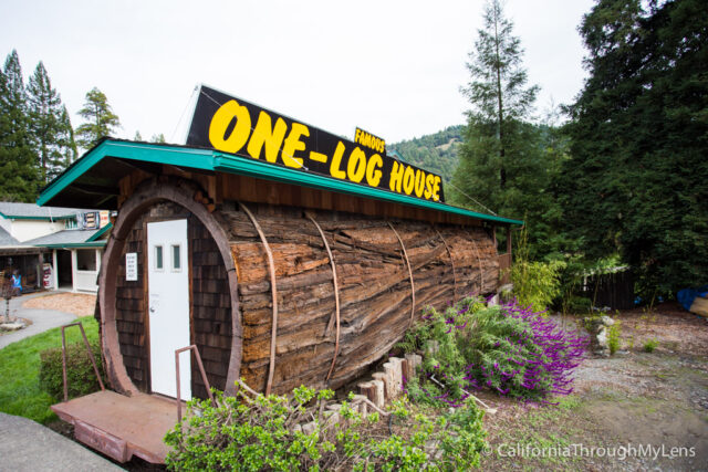 one log house-1