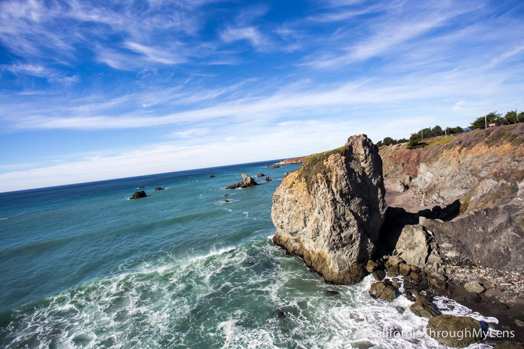 San Francisco To Mendocino Pacific Coast Highway Roadtrip