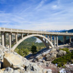 Donner Summit Bridge: Rainbow Bridge over Donner Pass