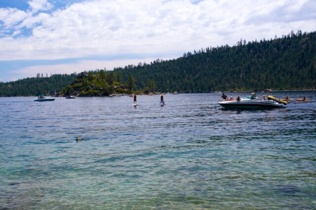 Emerald Bay State Park 12