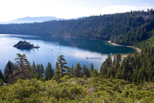 Emerald Bay State Park 16