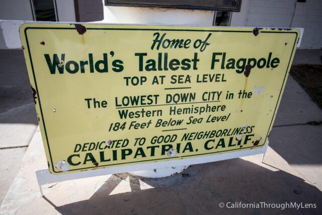 Worlds Tallest Flagpole-2