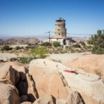 Desert View Tower, Boulder Park & A UFO Retrieval Service
