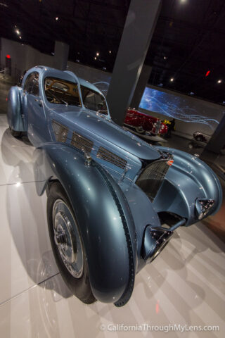 Petersen Auto Museum New-14
