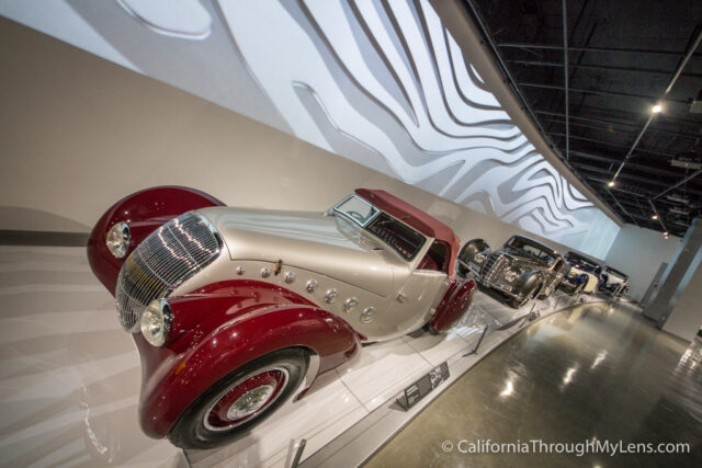 Petersen Auto Museum New-15