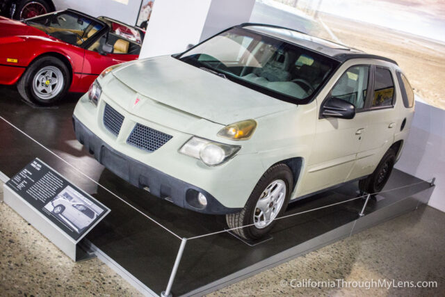 Petersen Auto Museum New-20