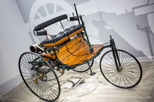 Petersen Auto Museum New-22